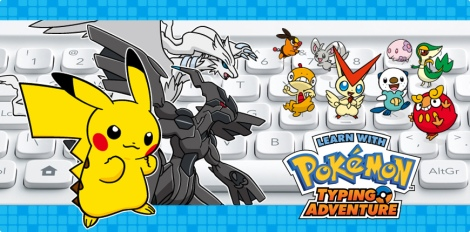 Pokémon Typing Adventure