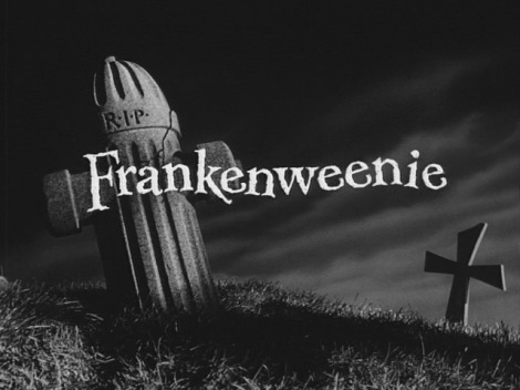 Frankenweenie_poster