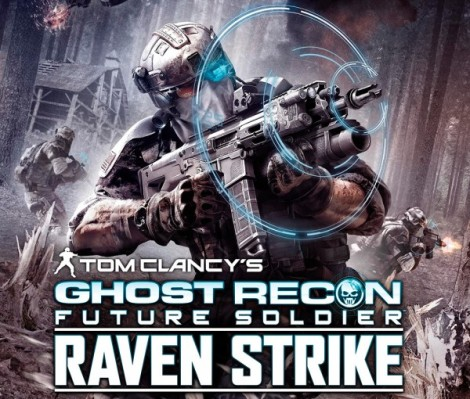 Ghost Recon Future Soldier - Raven Strike