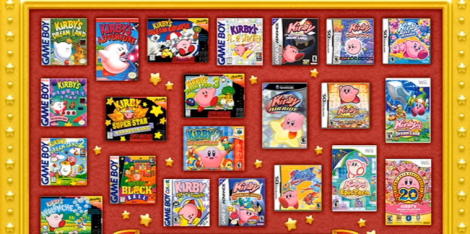 Kirby Dream Land Collection