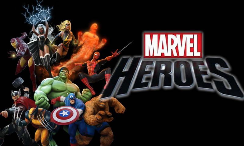 Marvel heroes nuevos personajes revelados