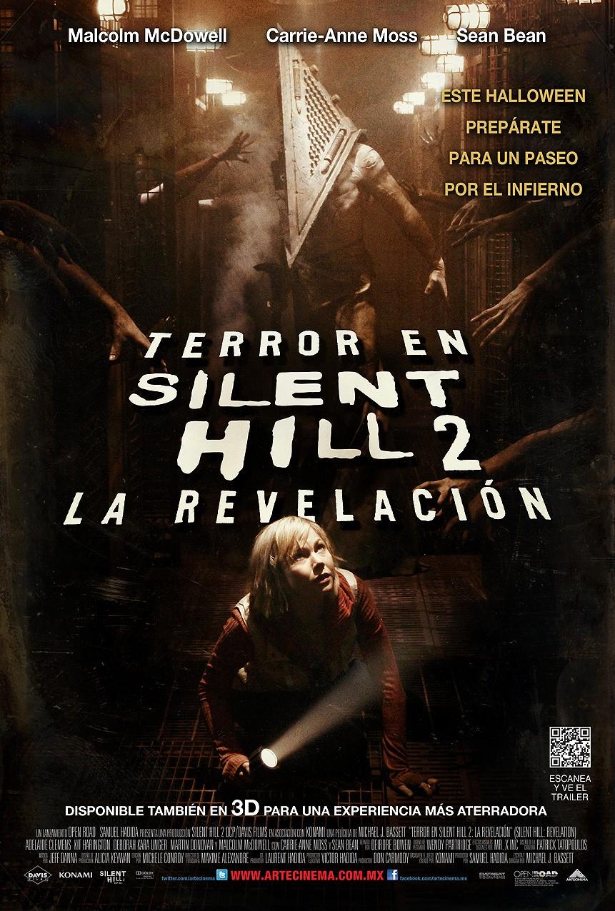 silent hill 2 revelation