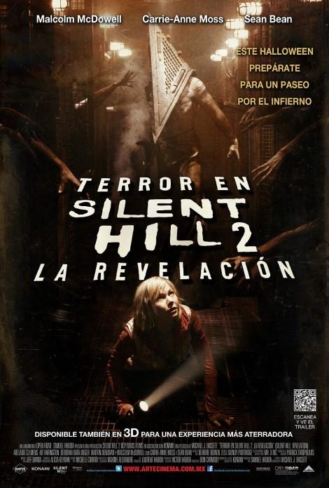 Silent Hill Revelations 01