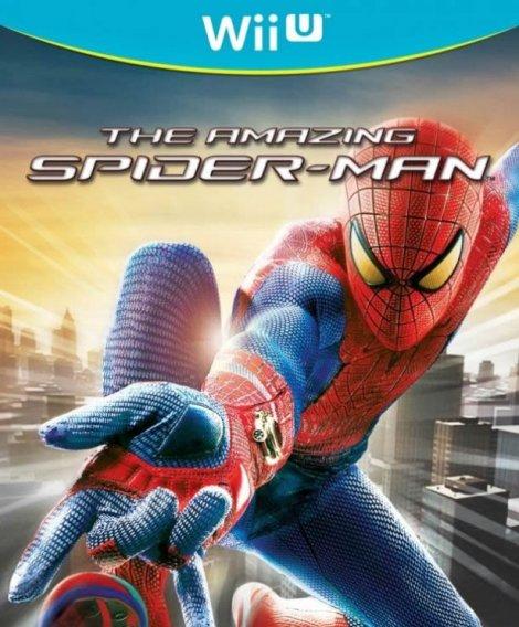 The Amazing Spiderman Wii U