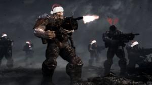 Gears of war 3 el evento navide o est de regreso play for Gears of war juego de mesa