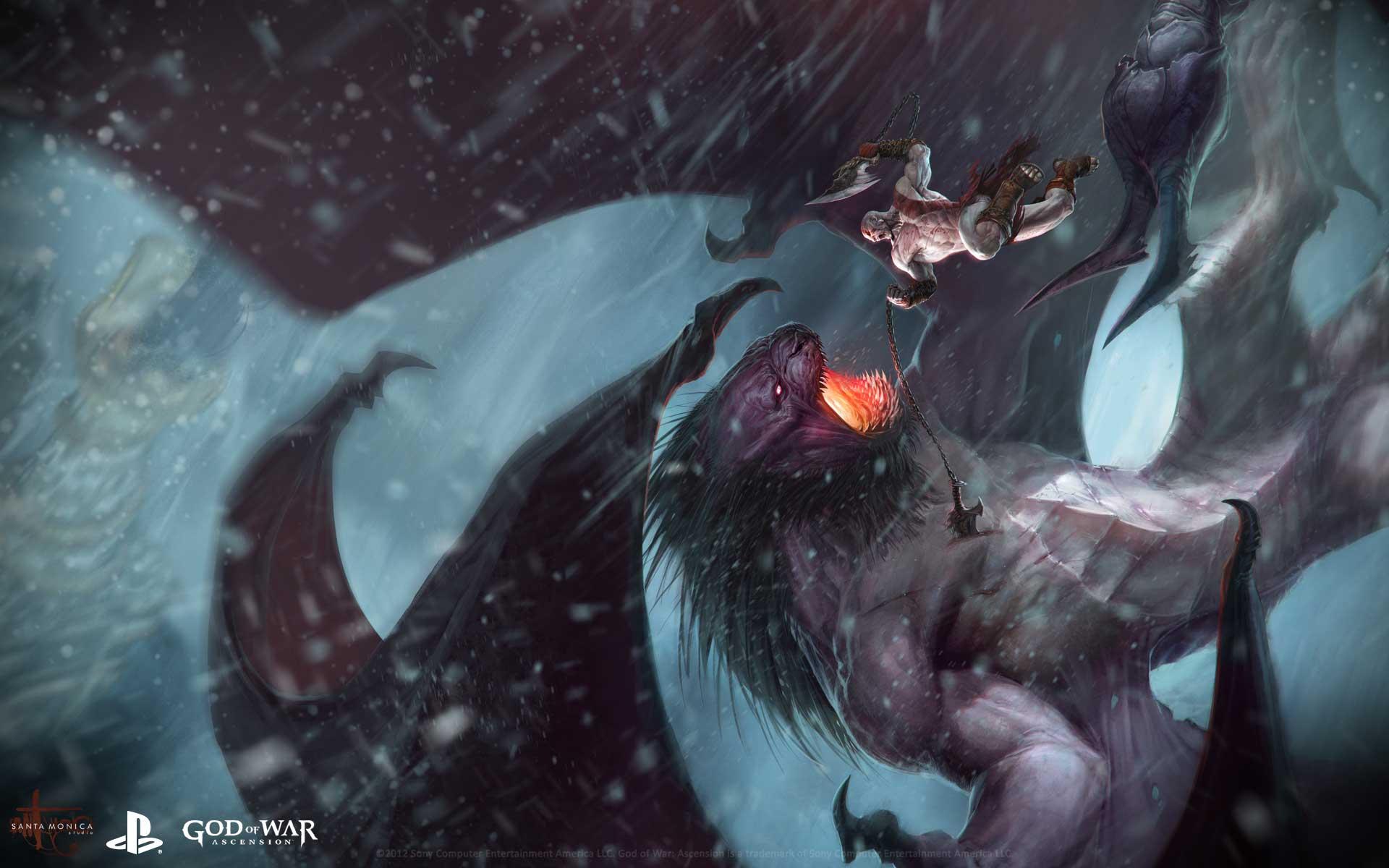 God Of War Ascension Nuevo Video De Desarrollo Play Reactor