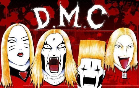 Detroit Metal City lol