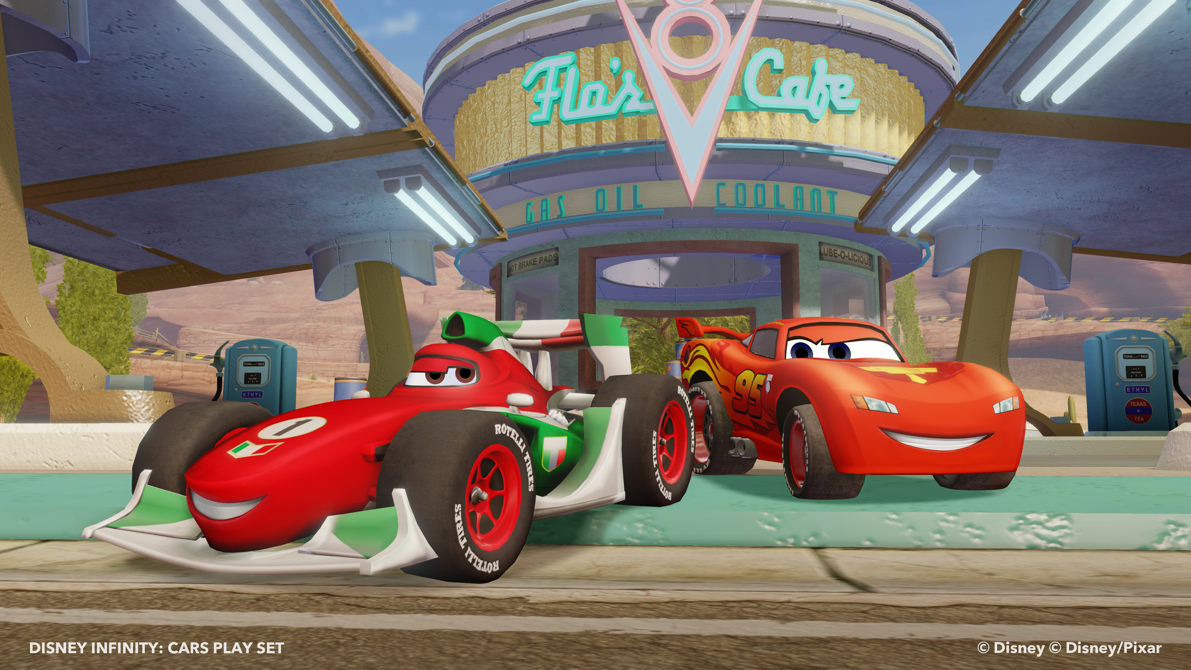 Disney Infinity Cars  Pack