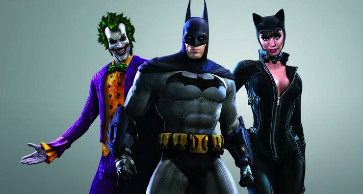 Injustice Gods Among Us Se Revelan Los Skins De Batman