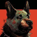 Portada Variante 6 Eisenhower the dog por Adam Kubert