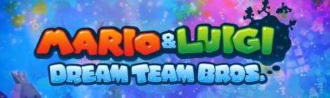mario and luigi dream team gameplay