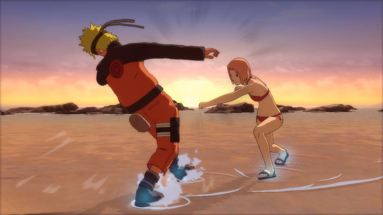 trajes que recibirá el juego Naruto Shippuden Ultimate Ninja Storm 3