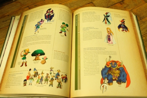 The Legend of Zelda Hyrule Historia2