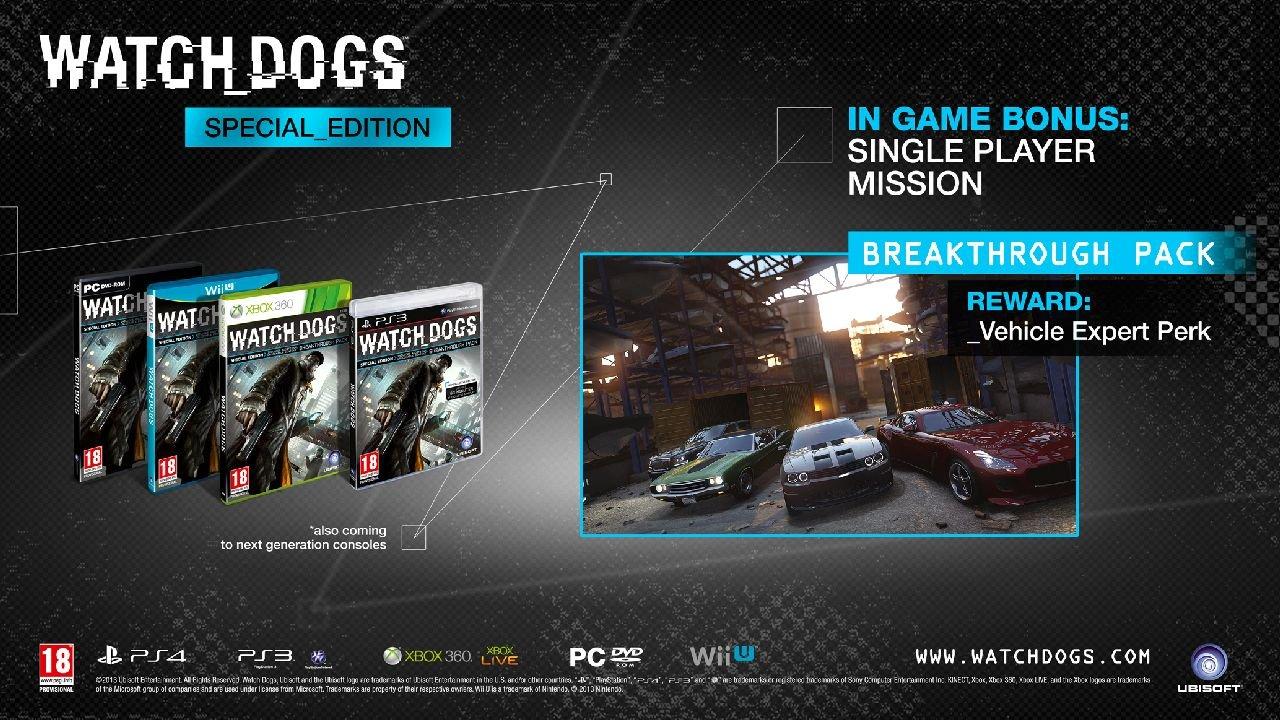 Watch Dogs Todas As Dlc Xbox  Media F