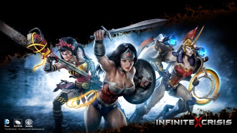 Infinite Crisis Wonder Woman