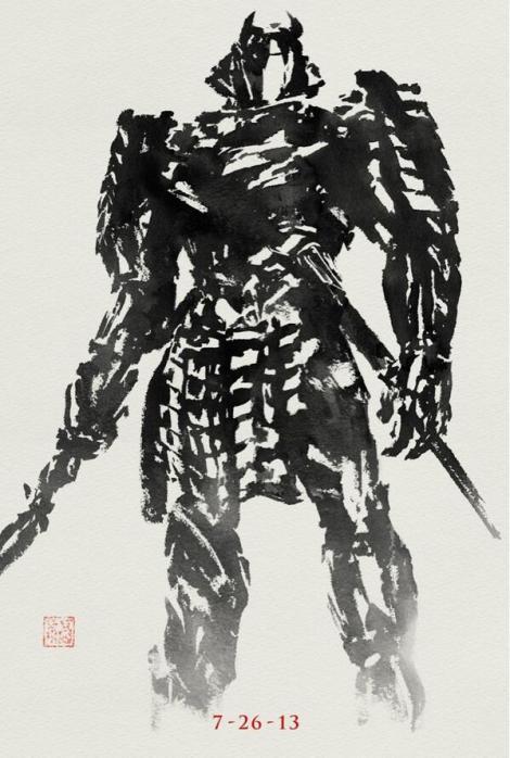 Silver Samurai The Wolverine