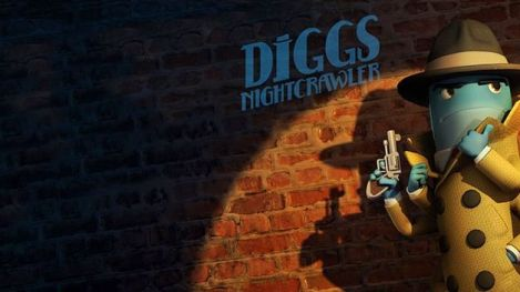 Wonderbook Diggs Detective Privado