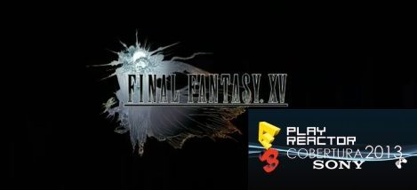 final fantasy XV PR