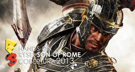 Hands on ryse