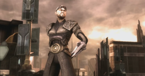 Injustice General Zod