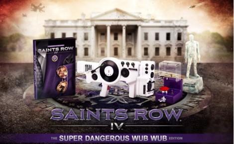 Saints Row IV Colectors