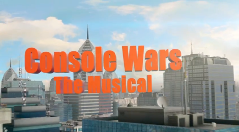 Console Wars the musical