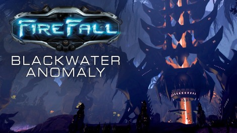 Firefall Blackwater Anomaly