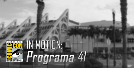 In motion 41