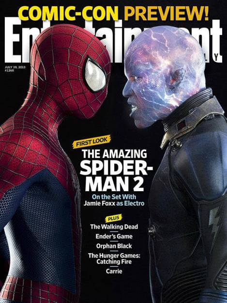Spiderman-Electro EW