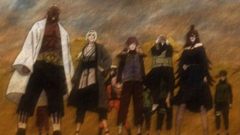5 Kages