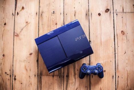 Azurite Blue PS3