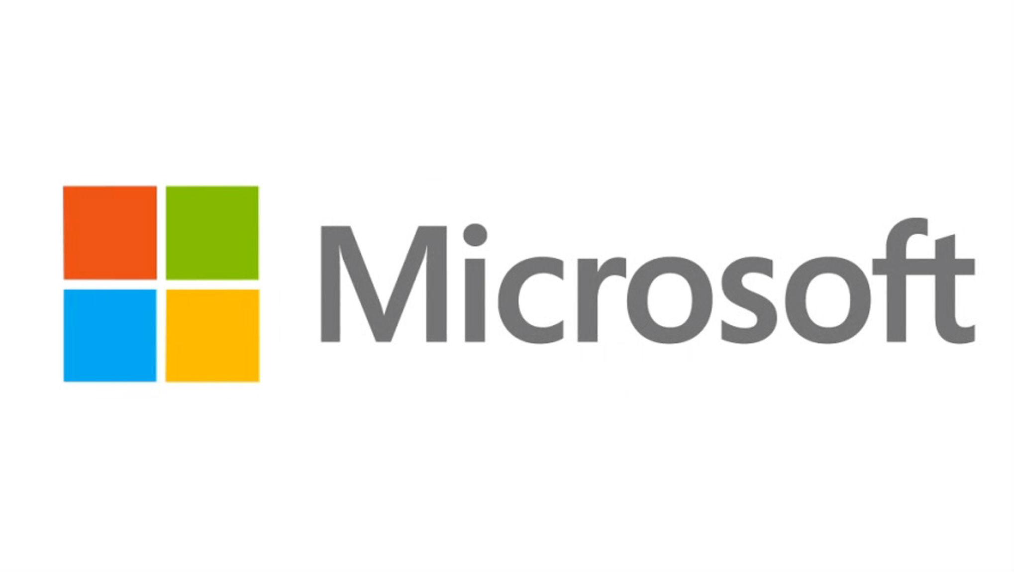 Resultado de imagen para microsoft logo