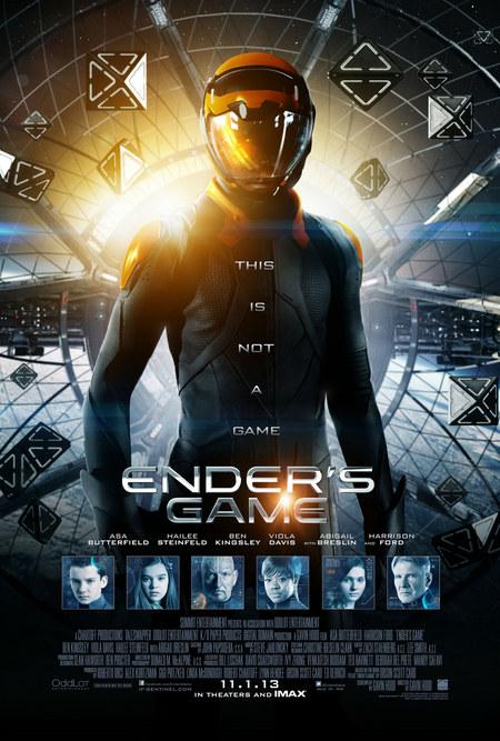 Ender's Game Poster Final