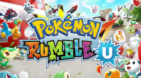 Pokemon Rumblre U
