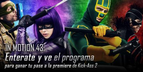 Promo kick ass
