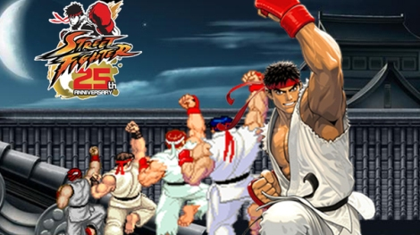 Street Fighter 25 años
