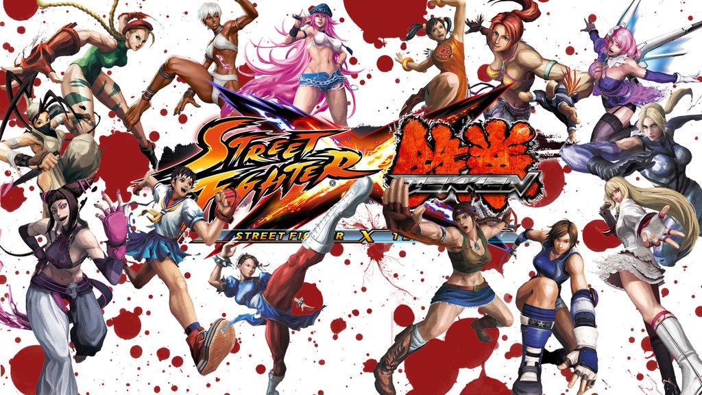 Tekken X Street Fighter   El proyecto sigue en pie   Play Reactor
