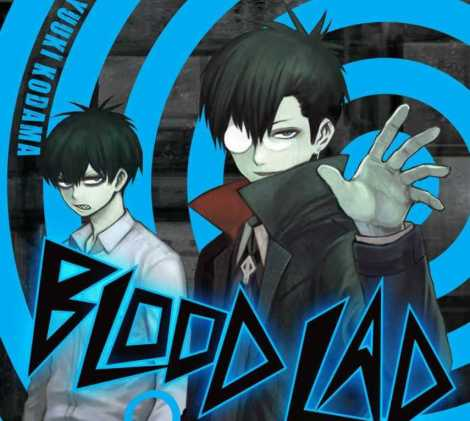 Braz Blood Lad Without Glasses
