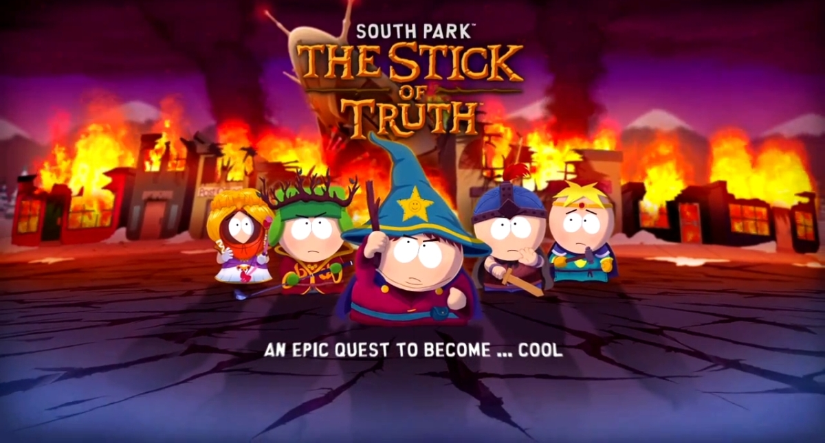 South Park Fellowship Of The Ring Shirt