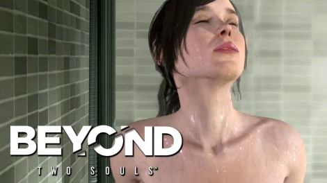 Beyond Two Souls Ellen Page nude