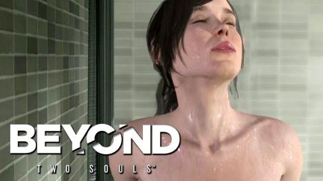 Beyond Two Souls Ellen Page nude