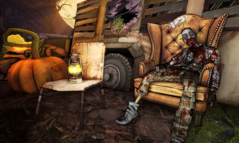 Borderlands 2 TK baha bloody harvest