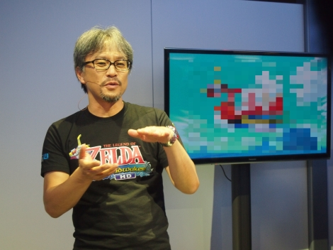 Eiji_Aonuma_at_E3_2013_4