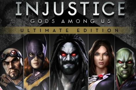 Injustice-Gods-Among-Us-Ultimate-Edition Logo