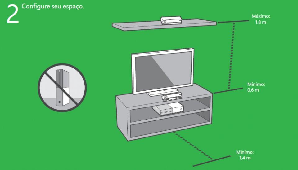 Xbox One Se Filtra Instructivo De Instalaci 243 N De Kinect