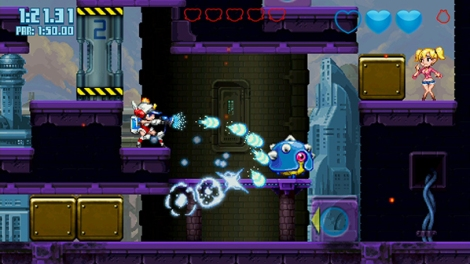 Mighty Switch Force 2 -5