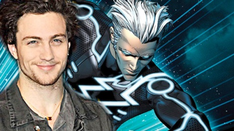 Quicksilver-Aaron Taylor-Johnson