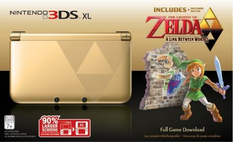 The-legend-of-zelda-a-link-between-worlds-3DS-XL