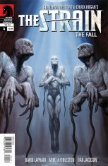 The Strain The Fall 4 -cover