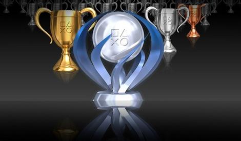 Trofeos PS4